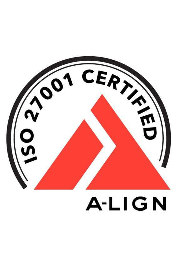 A-Lign - ISO/IEC 27001:2013 CertifiedProvider
